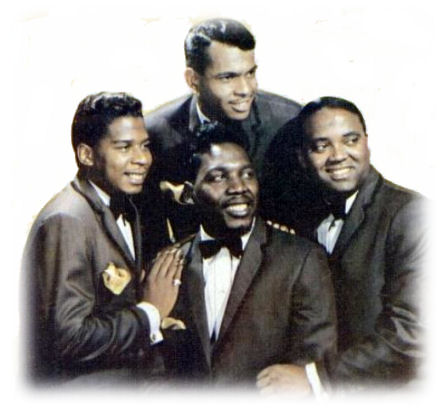 Drifters White Christmas.The Drifters Singing White Christmas 1954